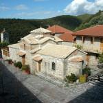 Το Καθολικό της Ιεράς Μονής (Φωτογραφία 2006)