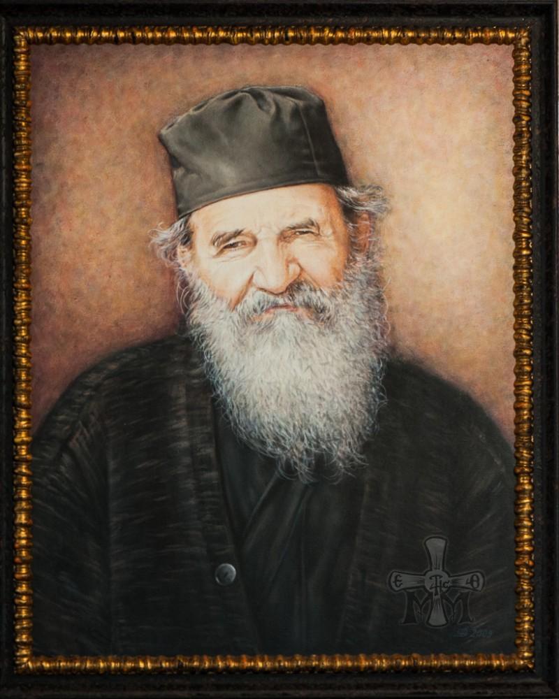 Αρχιμανδρίτης Σωφρόνιος Βαζούρας.