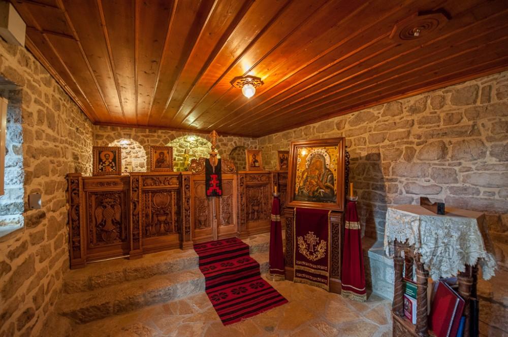 Το παρεκκλήσιο του Ιερού Αυγουστίνου