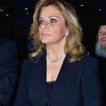Η ερίτιμος κα. Χριστίνα Σταρακά, Αντιπεριφερειάρχης Αιτωλοακαρνανίας