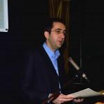 """Ο αξιότιμος κ. Λεωνίδας Γαρουφαλής, Πρόεδρος του Ιεραποστολικού Συλλόγου """"ΠΑΝΑΓΙΑ ΤΗΣ ΜΥΡΤΙΑΣ"""""""