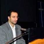 Ο Διδάκτωρ Αρχαιολογίας και Διδάσκων στο Ανοιχτό Πανεπιστήμιο κ. Ιωάννης Πούλιος