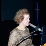 Η Επίκουρος Καθηγήτρια της Ανωτάτης Εκκλησιαστικής Ακαδημίας Βελλάς Ιωαννίνων κα. Μαρία Ράπτη