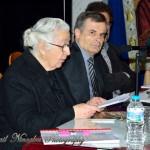 Η Φιλόλογος και τέως Γενική Επιθεωρήτρια Μέσης Εκπαιδεύσεως κα Ουρανία Λαναρά.