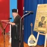 Ο Σεβασμιώτατος Μητροπολίτης Αιτωλίας και Ακαρνανίας κ. ΚΟΣΜΑΣ κλείνει τις εργασίες του Συνεδρίου
