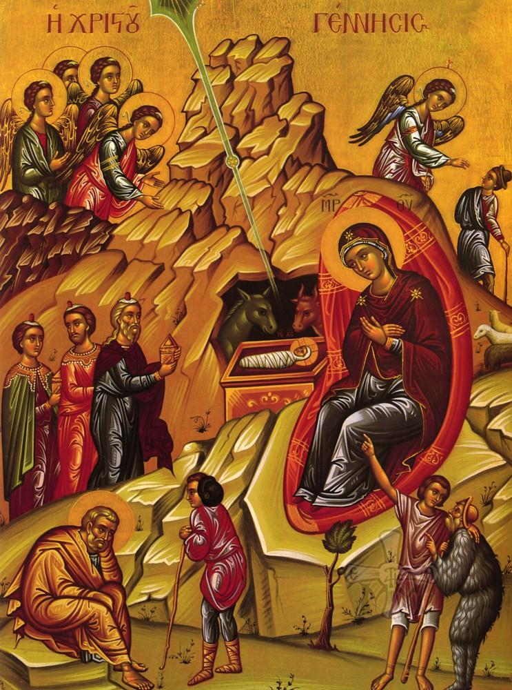 12_25 Γέννησις του Χριστού
