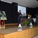 Ο Δήμαρχος Θέρμου κ. Σπυρίδων Κωνσταντάρας