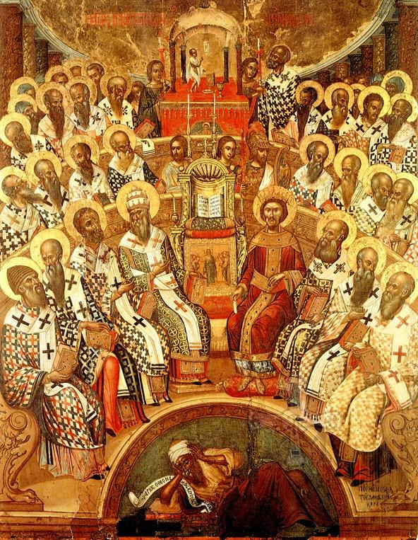 Αποτέλεσμα εικόνας για κηρυγμα κυριακης αγιων πατερων