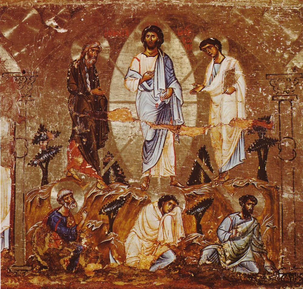Μεταμόρφωση Χριστού